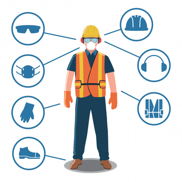 worker-with-personal-protective-equipment-safety-icons_7547-22